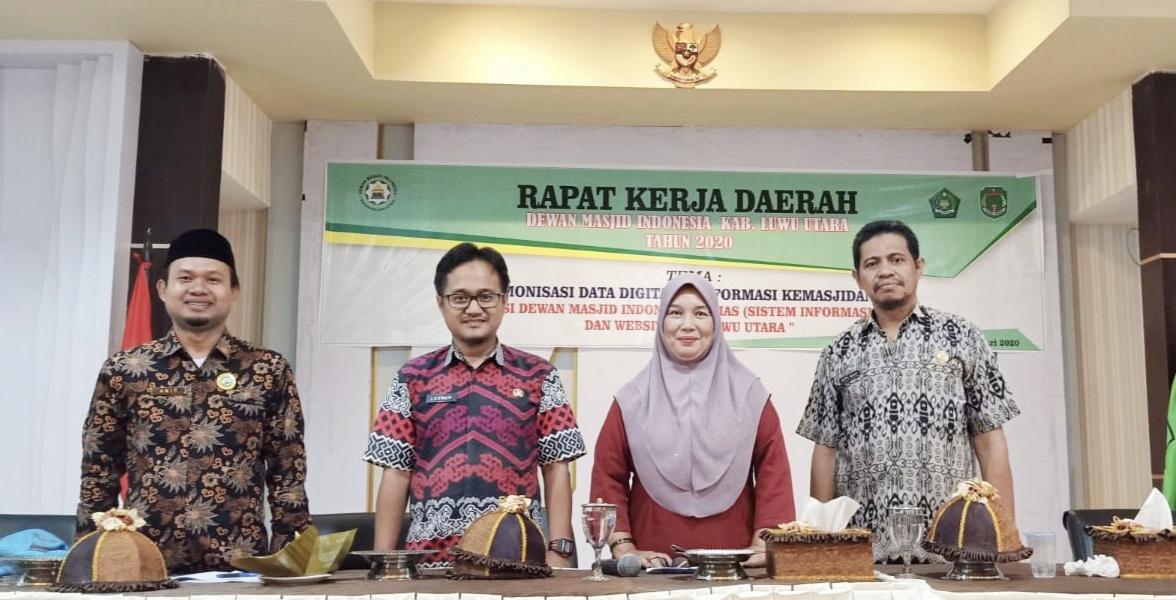 DMI Lutra Gagas Program Masjid Ramah Anak