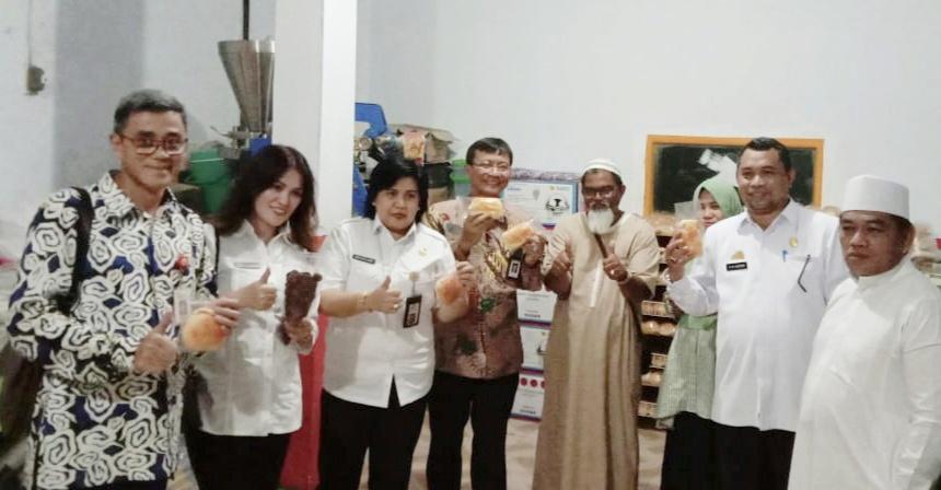 Nurdin Subandi: UMKM di Lutra Miliki Potensi Besar untuk Berkembang
